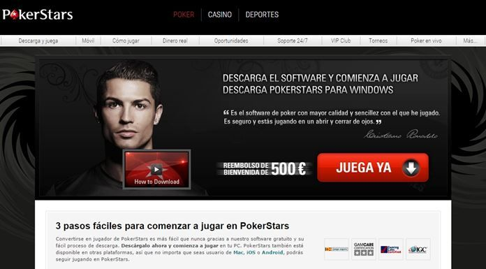 bono pokerstars