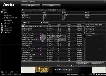 jugar sit&go poker bwin
