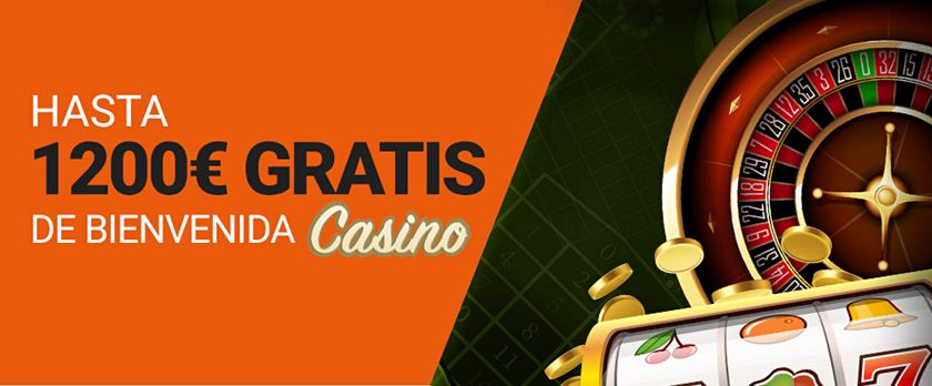 bono bienvenida a luckia casino