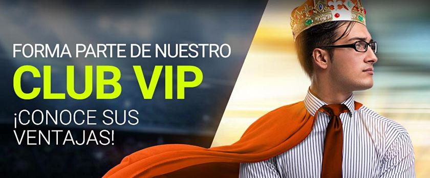 club vip luckia casino