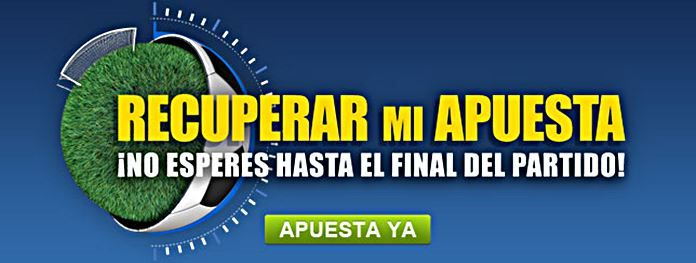 como recuperar mi apuesta en william hill