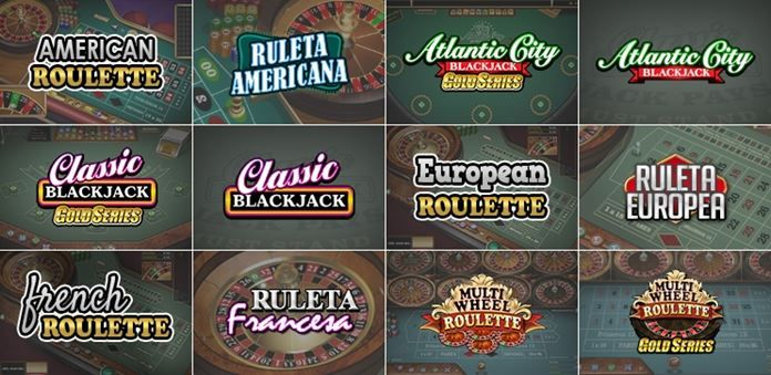 goldenpark casino juegos
