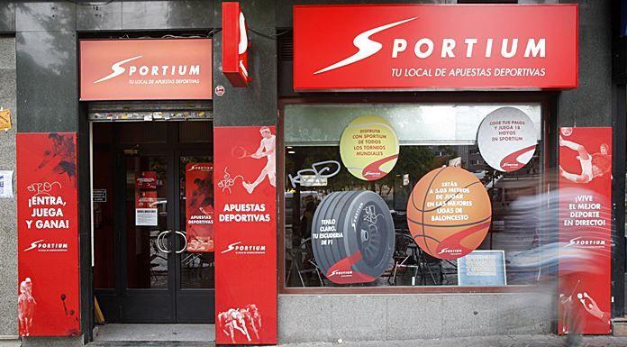 retirar dinero locales sportium