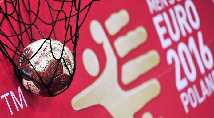 logo europeo balonmano polonia 2016
