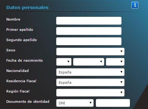 formulario de registro de suertia