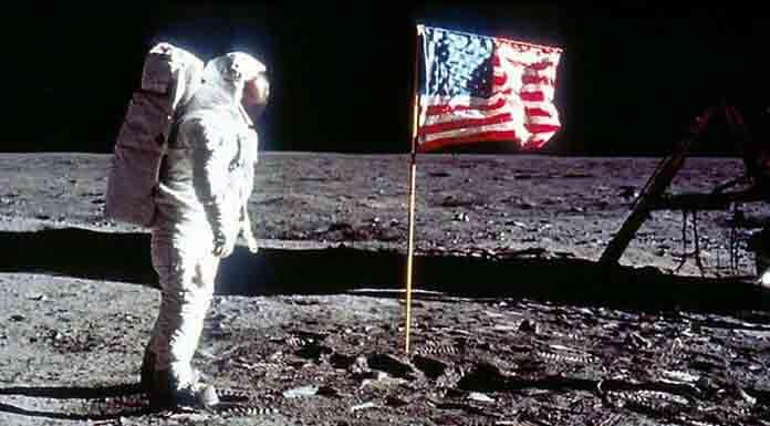 Apuestas llegada del hombre a la luna