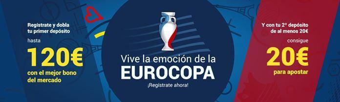 bono apuestas luckia eurocopa
