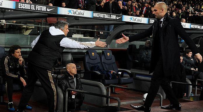 apuestas guardiola vs mourinho