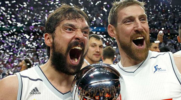 real madrid campeon ACB