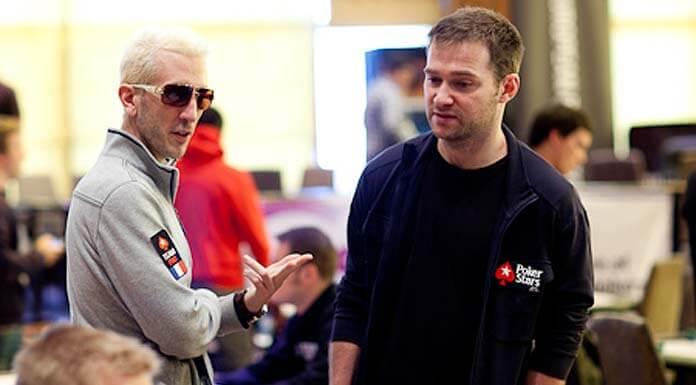 Bertrand Elky Grospellier y Eugene Katchalov, reyes de las apuestas en póker