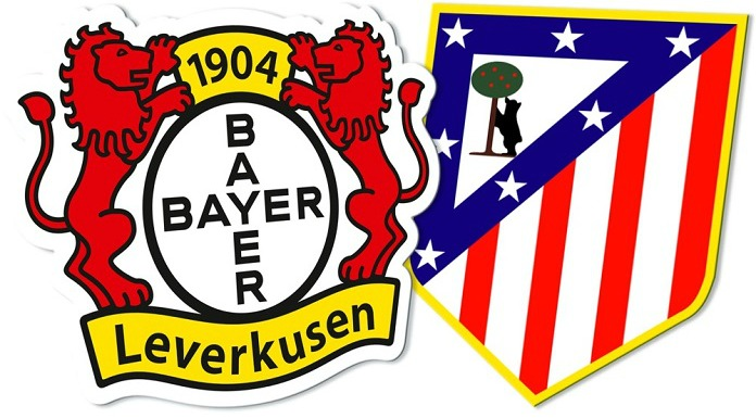 bayer atlético champions league