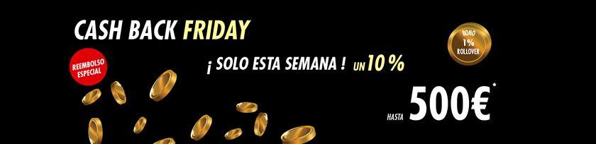 cash friday suertia