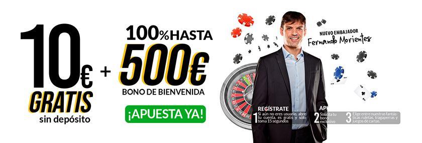 bono marca casino 500 euros