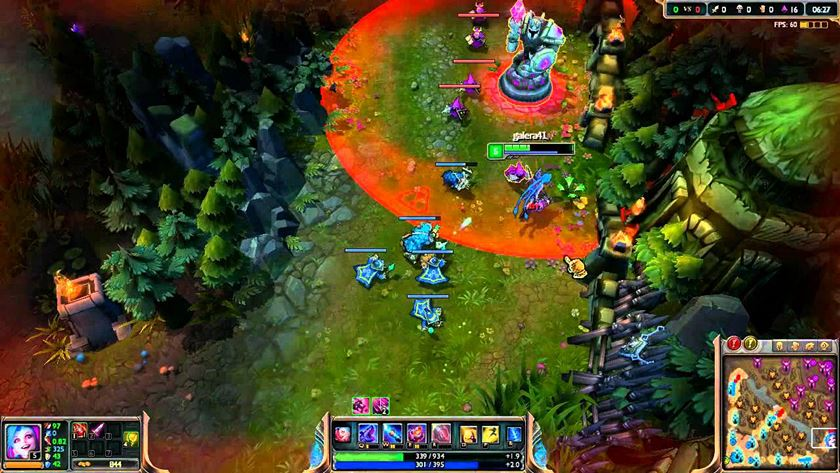 apuestas de league of legends