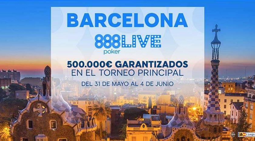 888live barcelona
