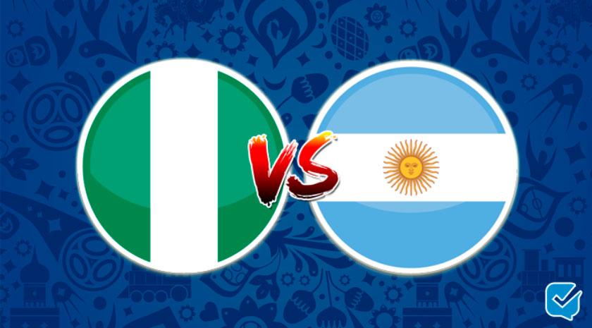 pronosticos nigeria - argentina