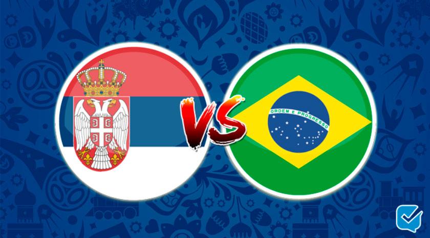 pronosticos serbia vs brasil mundial
