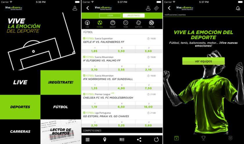 vivelasuerte app movil
