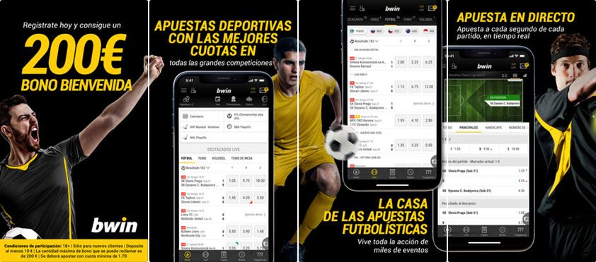 bwin app iphone