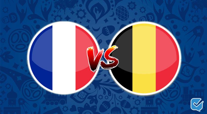 pronosticos francia - belgica