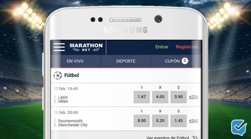 marathonbet app