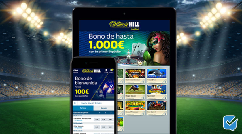 como descargar william hill app