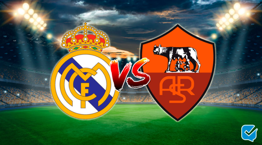 pronósticos real madrid vs roma champions league