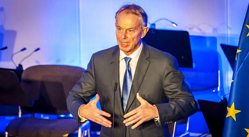 tony blair presidente premier league