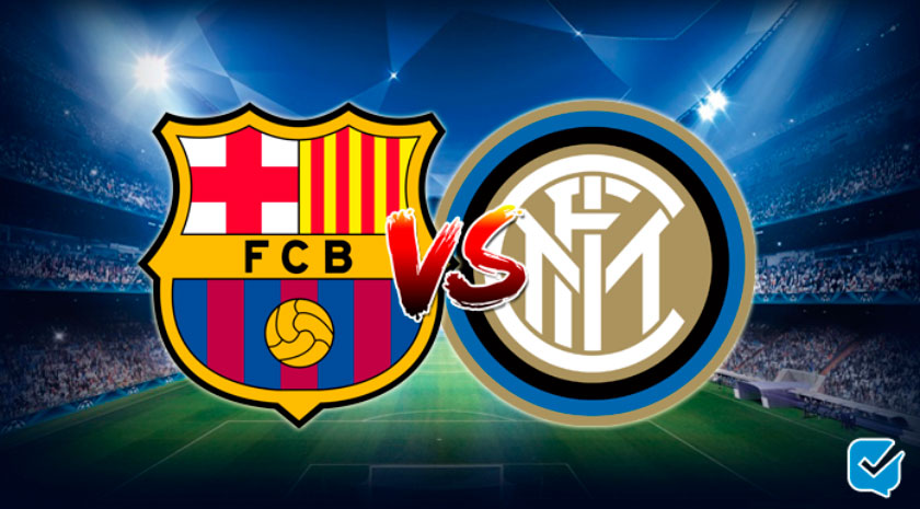 pronosticos barlona vs inter mail champions league