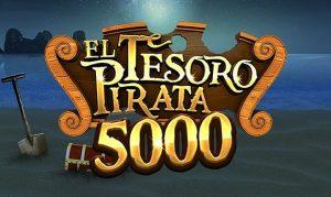 tragaperras el tesoro pirata 5000