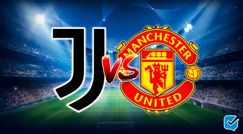 pronosticos juventus vs manchester united