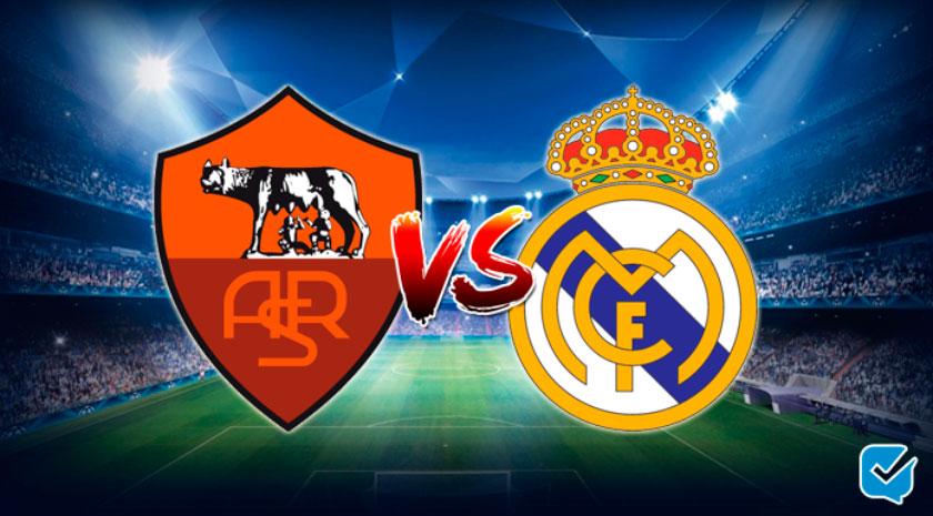 pronosticos roma vs real madrid champions league