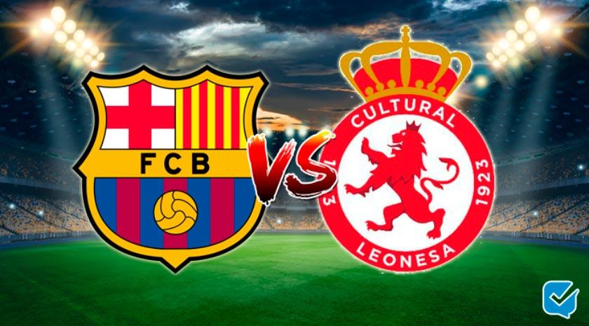 pronosticos barcelona vs cultural leonesa