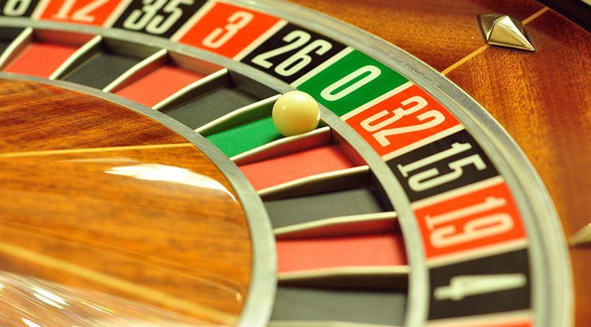 el 0 en la ruleta del casino