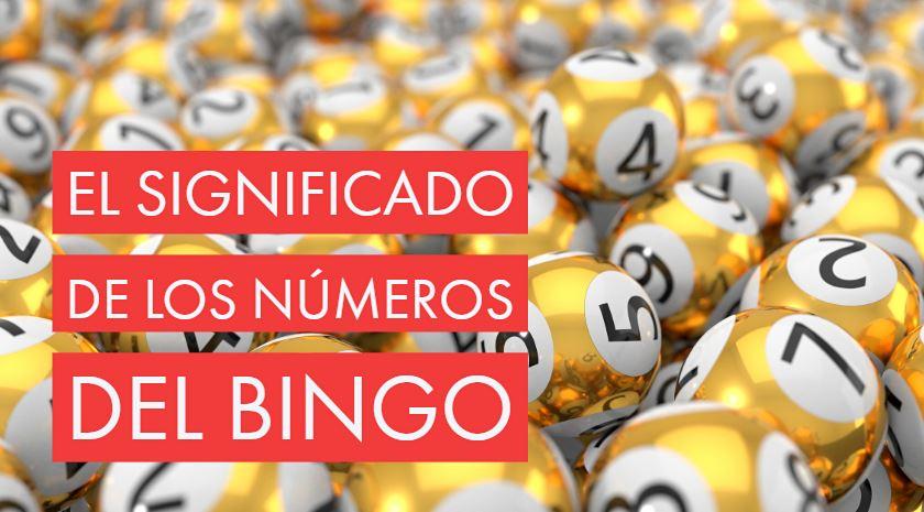 significado números bingo