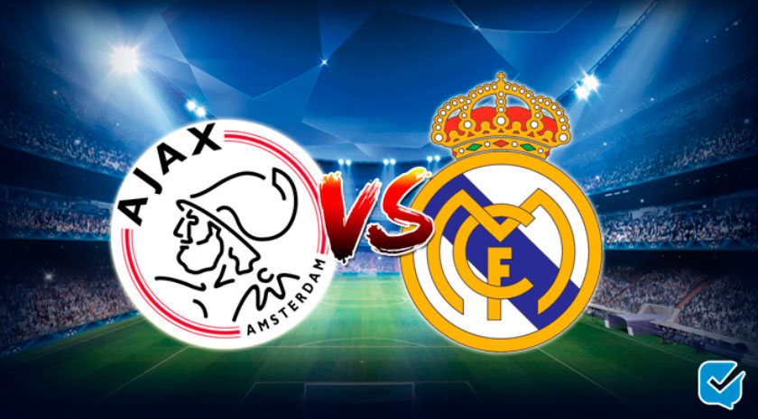 pronosticos ajax vs real madrid champions league