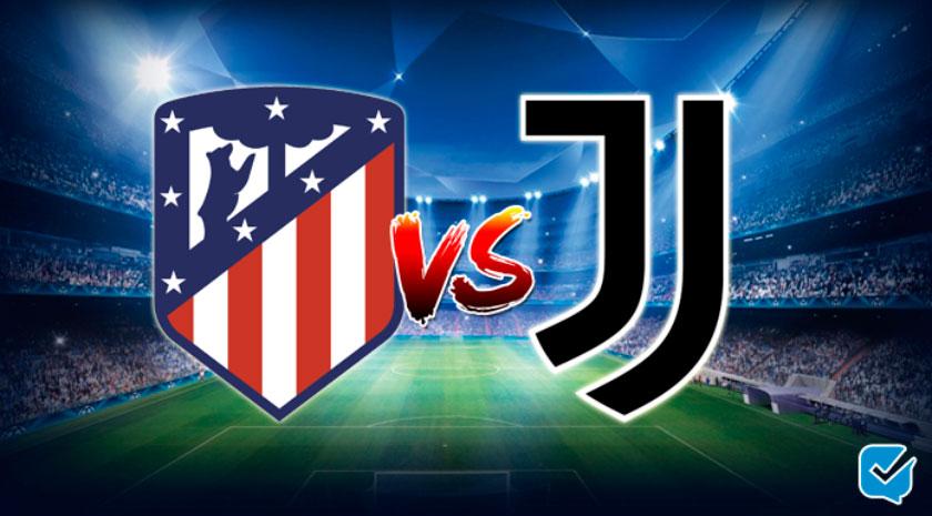 Pronósticos Atlético Madrid - Juventus de Champions League
