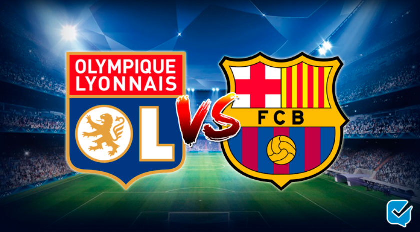 pronosticos lyon vs barcelona champions league