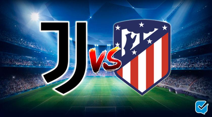 Pronósticos Juventus - Atlético Madrid de Champions League