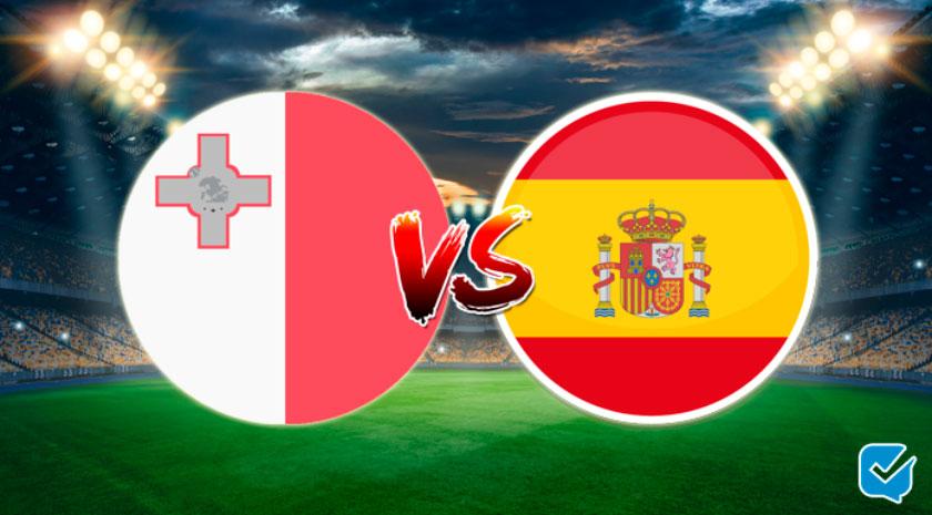 Pronósticos Malta - España de clasificación para la Eurocopa