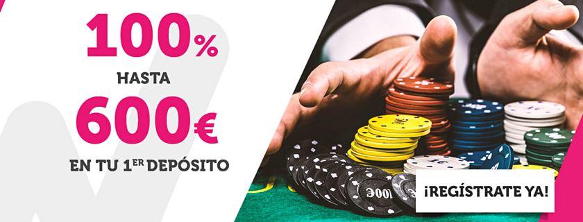 wanabet casino bono bienvenida