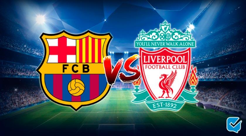 Pronósticos Barcelona – Liverpool de Champions League
