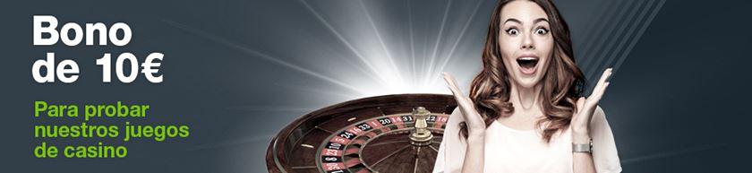 bono bienvenida casino codere