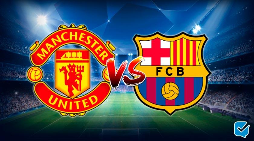 pronosticos manchester united - barcelona