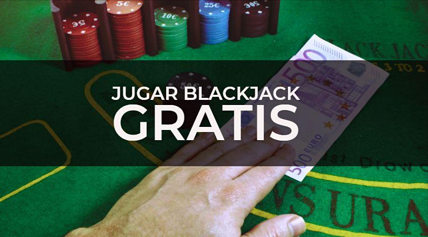 jugar blackjack gratis