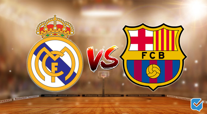 Real Madrid vs Barça Lassa ACB