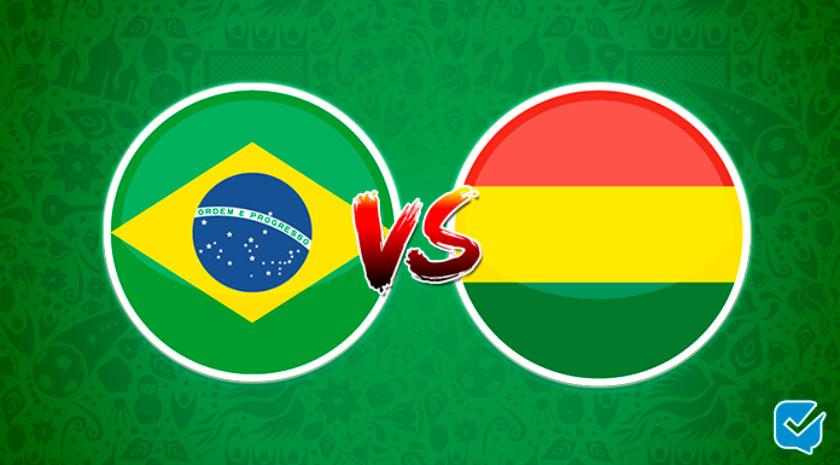 Brasil vs Bolivia Copa América