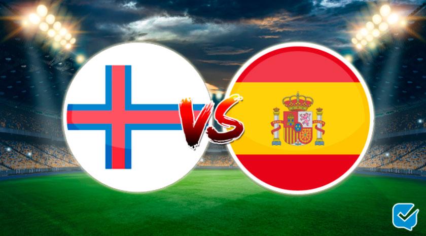 Islas Feroe vs España Eurocopa