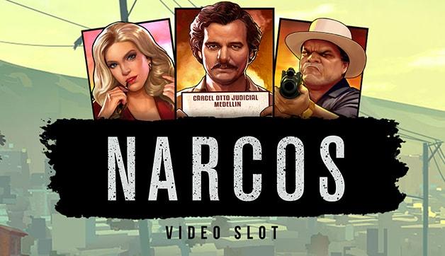tragaperras narcos