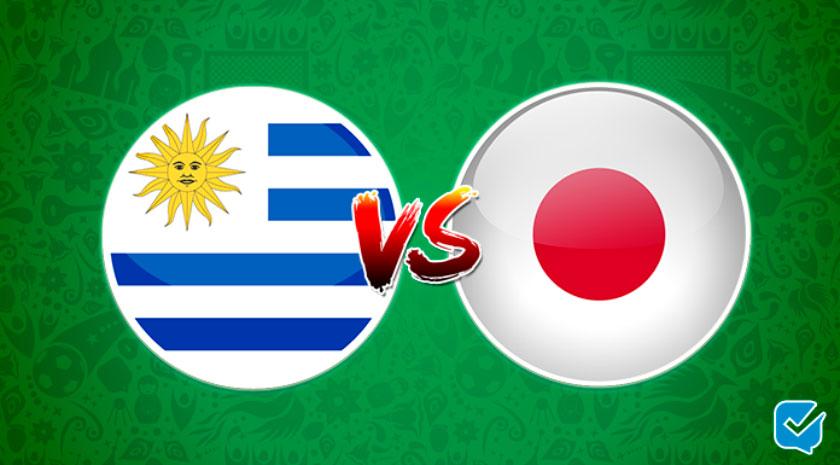 Apuestas Uruguay-Japón